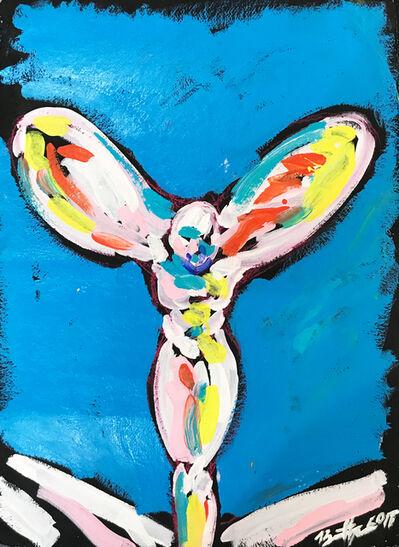 Bradley Theodore, 'Spirit of Ecstasy Blue ', 2017