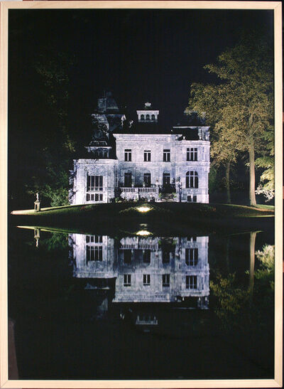 Jan Fabre, 'Tivoli Castle During the Night', 1990