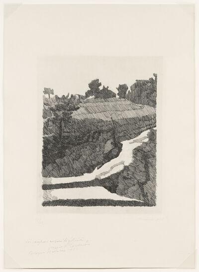 Giorgio Morandi, 'Paesaggio Di Grizzana, 1932 (Vitali 96)', 1932