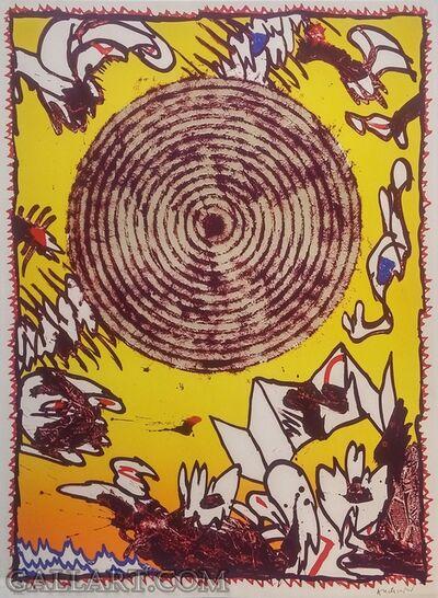 Pierre Alechinsky, 'SEOUL', 1988