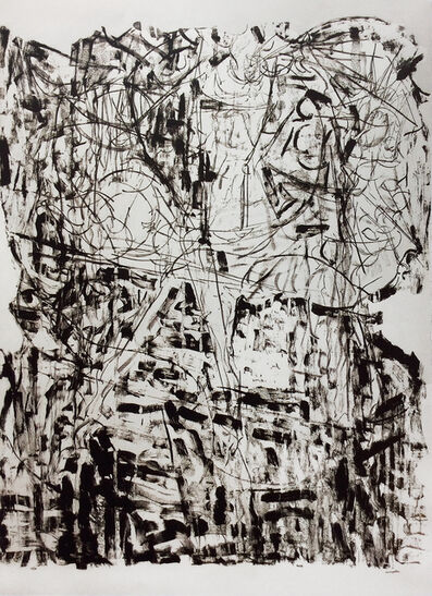 Jean-Paul Riopelle, 'Suite Lachaudière ', 1972
