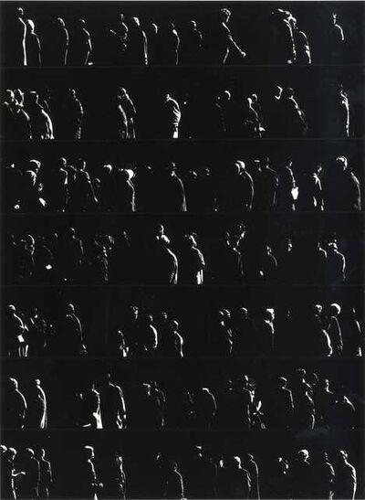 Ray K. Metzker, 'City Drillers II', 1966