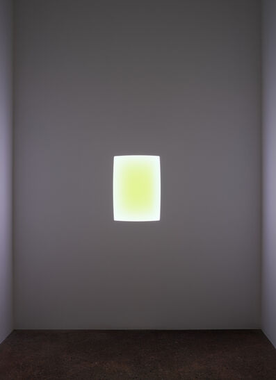 James Turrell, 'Small Glass', 2018