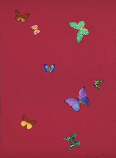 Damien Hirst, 'Your Smell (from The Wonder of You)', 2015