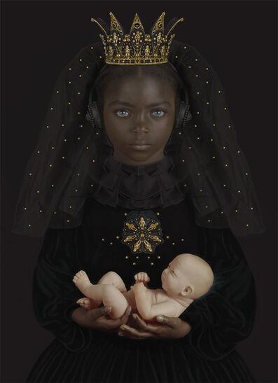 Adriana Duque, 'María (Serie Renacimiento)', 2019