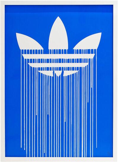 Zevs, 'Liquidated Adidas', 2012