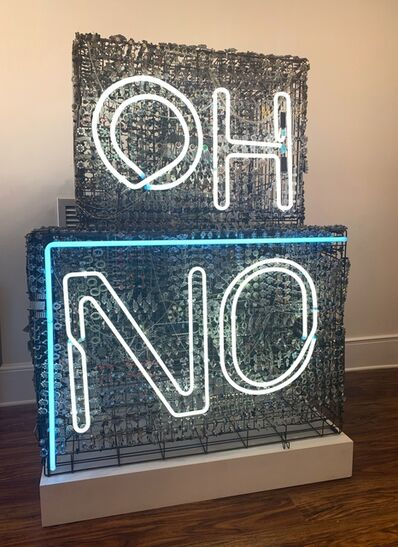 Marcus Kenney, 'Oh No', 2018