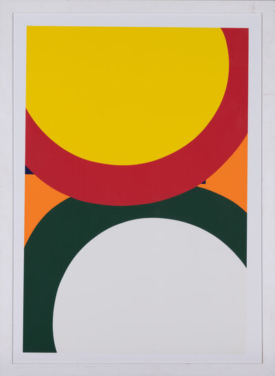 Al Held, 'Composition', 1968