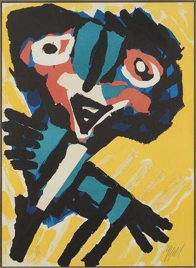 Karel Appel, 'Personnage', 1980