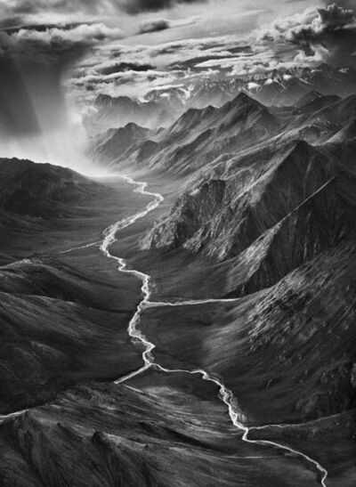 Sebastião Salgado, 'The Brooks Range, Alaska', 2009