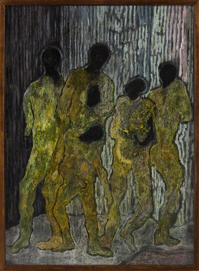Martin Legon, 'Reversión de Baile bajo los naranjos', 2019