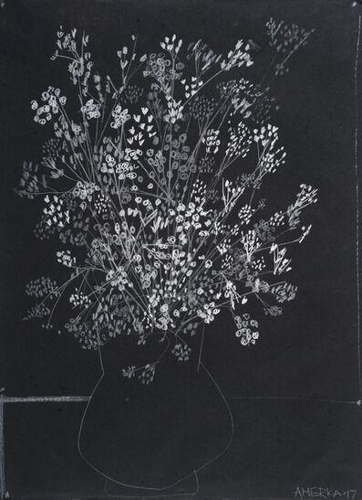 America Martin, 'Flowers'