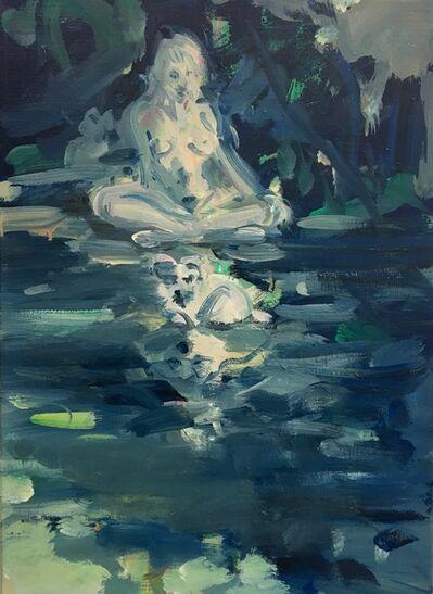 Deborah Brown, 'Dark Pond', 2019