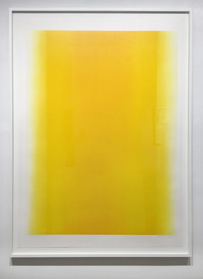 Betty Merken, 'Illumination, Yellow 07-16-10', 2016
