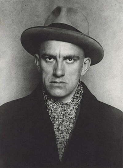 Alexander Rodchenko, 'The Poet Vladimir Mayakovsky', Negative 1924; Printed 1997