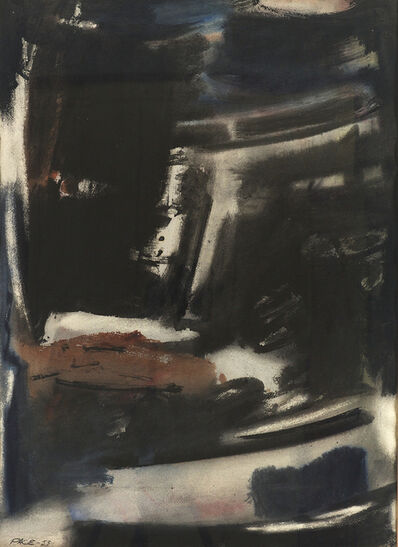 Stephen Pace, 'Rocky Coast (53-W1)', 1953