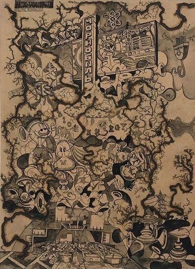 Tohru Matsushita, 'Electric Drawing No.2', 2020