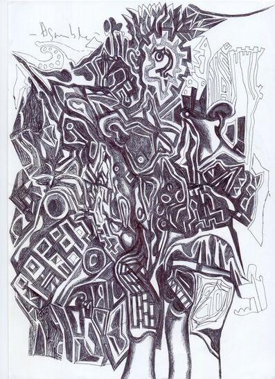 Edi Rama, 'Untitled, (n. 750)'