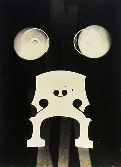 Man Ray, 'Untitled Rayograph', 1923/1960c