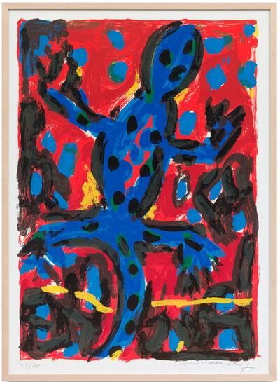 Helmut Middendorf, 'Gecko ', 1992