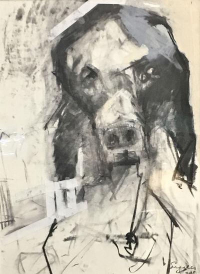 James Singelis, 'Greyed Dog ', 2018