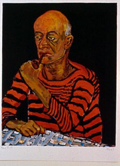 Alice Neel, 'John', 1981