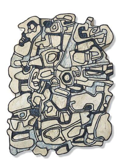 Jean Dubuffet, 'Elément bleu V', 1967