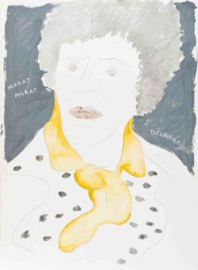 Ernesto Tatafiore, 'Marat Marat'