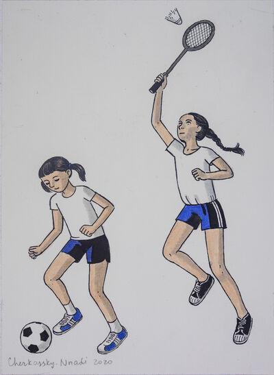 Zoya Cherkassky-Nnadi, 'Untitled', 2020