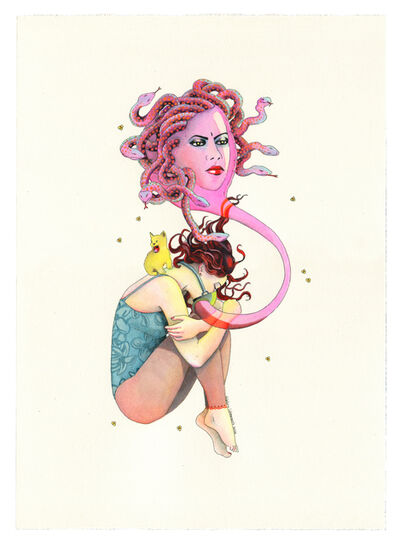 Delphine Lebourgeois, 'Totem 'Medusa'', 2020