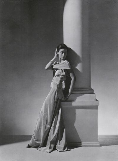 Hoyningen-Huene, 'Vionnet Dress', 1934