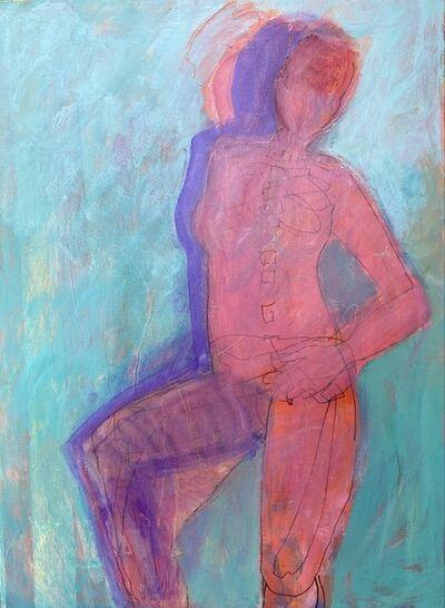Frank Capezzera, 'Figure in Time', 2021