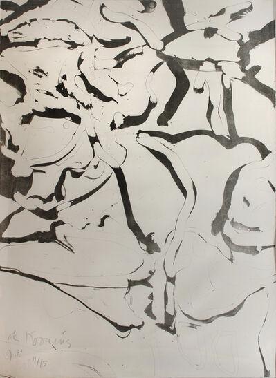 Willem de Kooning, 'Wah Kee Spare Ribs', 1971