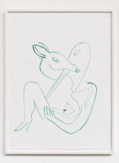 Camille Henrot, '10 Signs of Bipolar: Dear Hunter', 2015