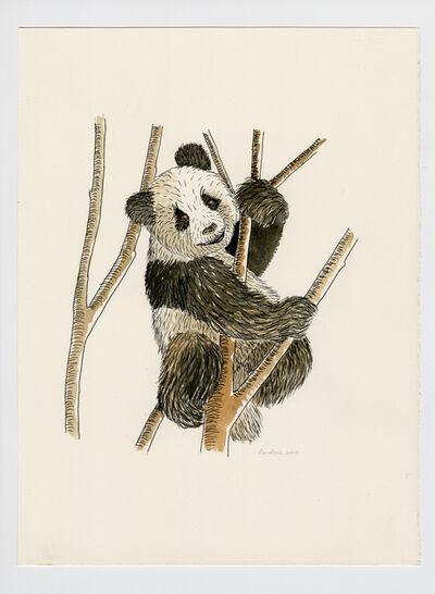 Sean Landers, 'Panda Cub', 2019