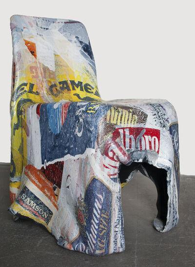 Bär+Knell, 'Camel Chair'