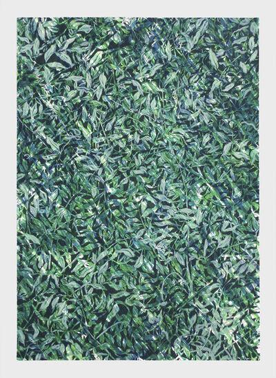 Doug Argue, 'Leaf (Green)', 2003