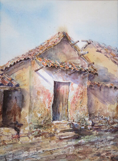 Eddy Vargas, 'Abandoned Home', 2018