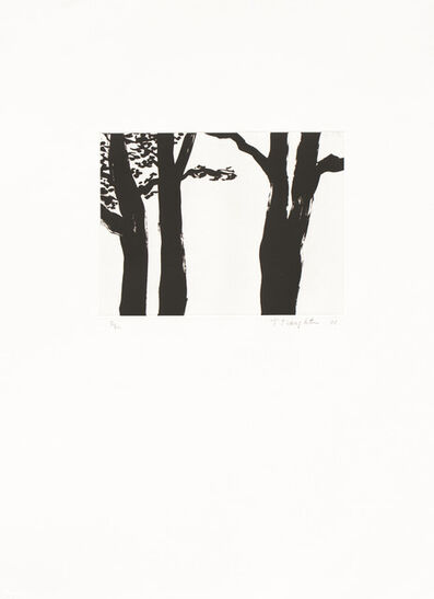 Tom Slaughter, 'Three Trees', 2001