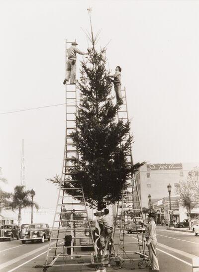 Underwood and Underwood, 'Wilshire Blvd., Los Angeles', ca. 1935