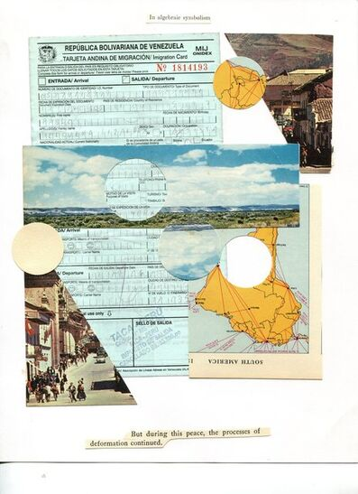 Pablo Helguera, 'Panamerican Suite: In algebraic simbolism', 2007