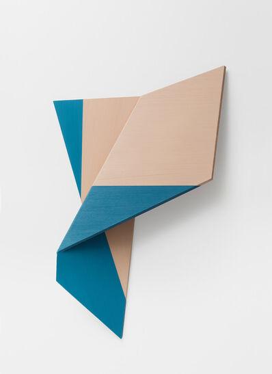 Jussi Niva, 'Matter, Overleaf', 2019