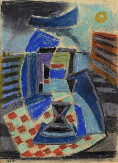 Werner Drewes, 'Japanese Memories', 1946