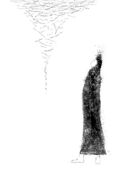 Belgin Yücelen, 'Scattered Scripts', 2018