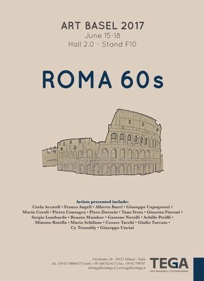 Piero Dorazio, 'Roma 60s', 1960-1969