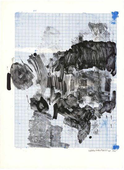 Robert Rauschenberg, 'Visitation I', 1965