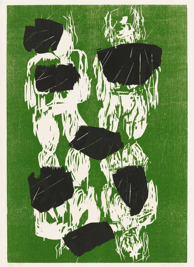 Georg Baselitz, 'Sieben Steine', 1992