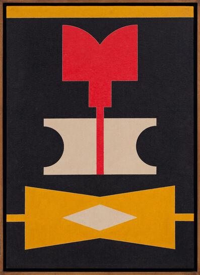 Rubem Valentim, 'Emblema 85', 1985