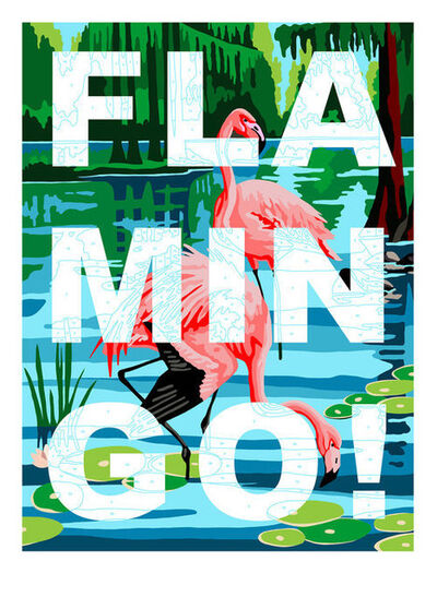 Benjamin Thomas Taylor, 'Flamingo ', 2019