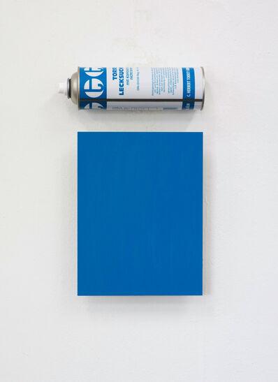 Florian Slotawa, 'Ohne Titel (blau)', 2015
